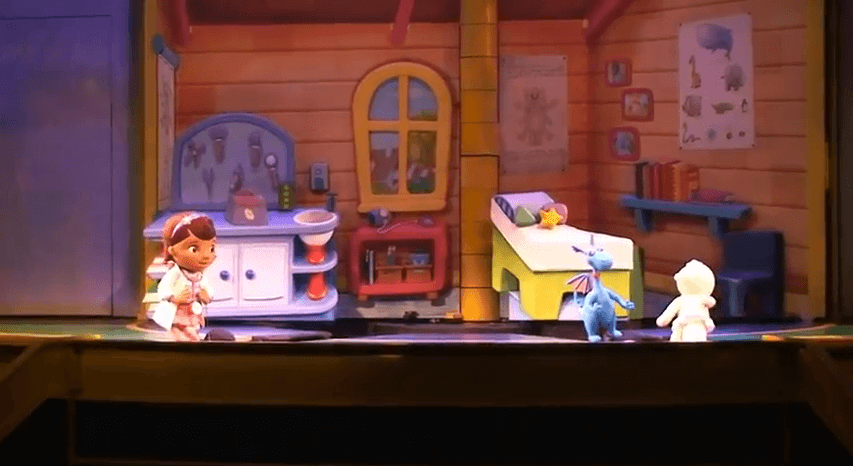 Disney Junior Live On Stage - La Peluche