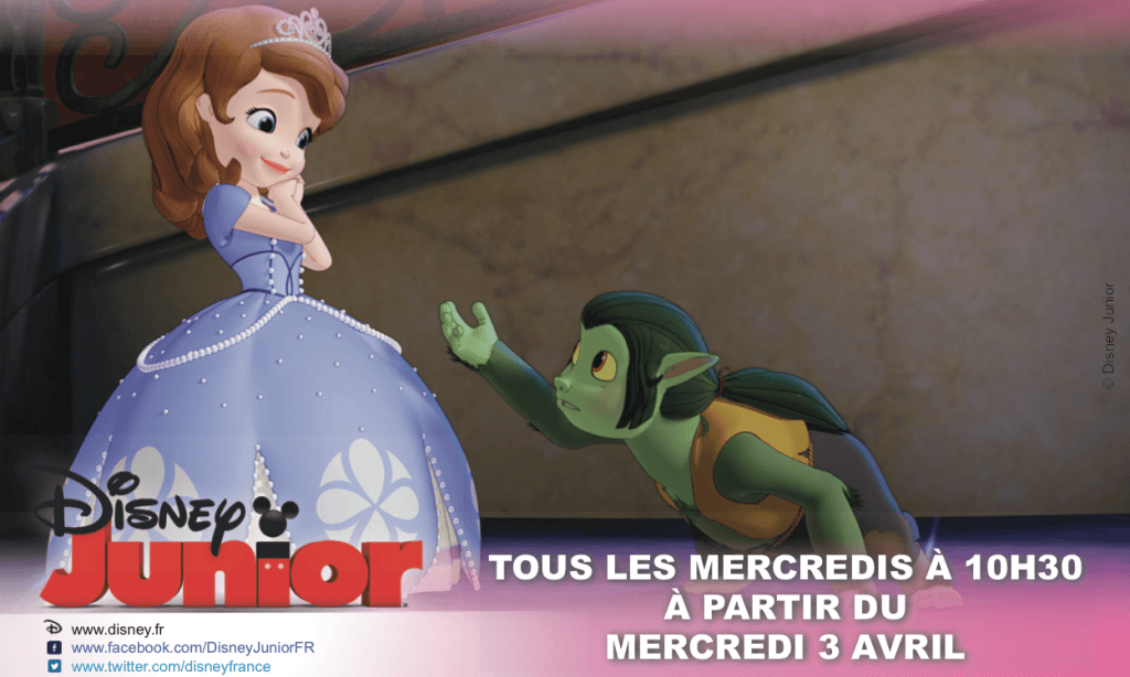 Princesse Sofia - Disney Junior