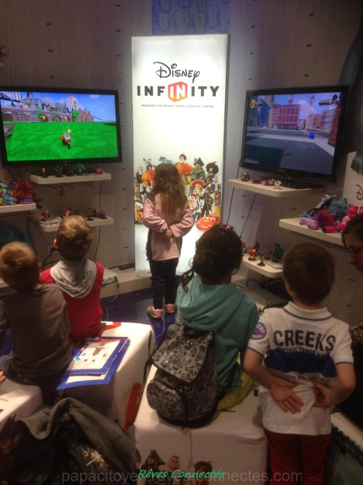 galerie disney infinity - r u00eaves connect u00e9s