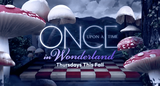 ABC Once Upon a Time in Wonderland