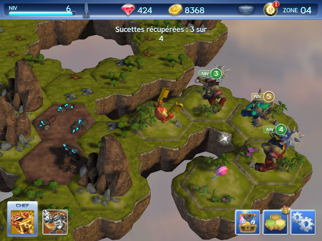 Skylanders Battlegrounds - 1051