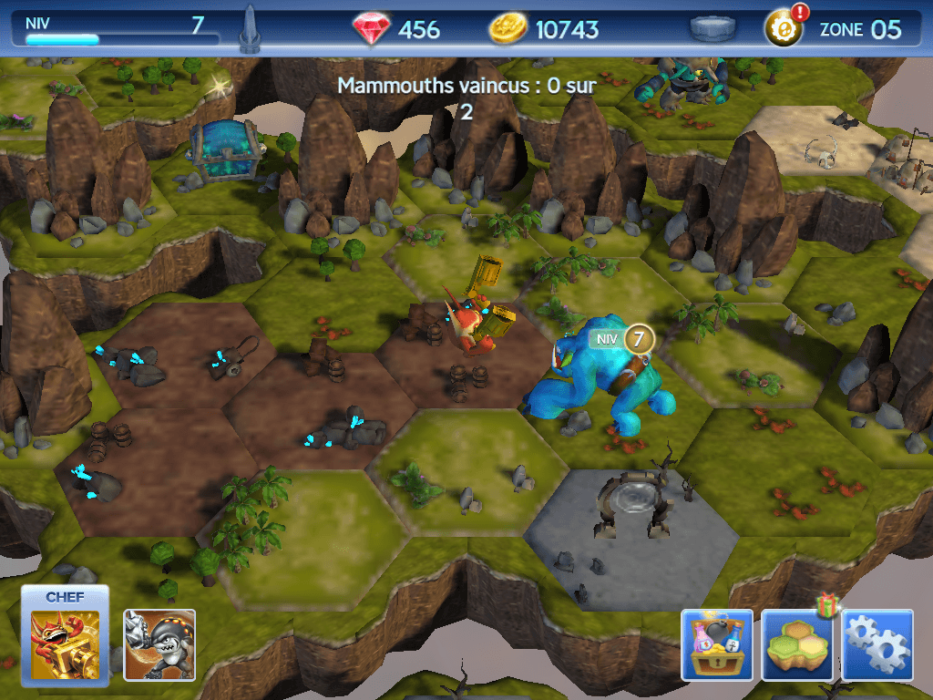 Skylanders Battlegrounds - 1075