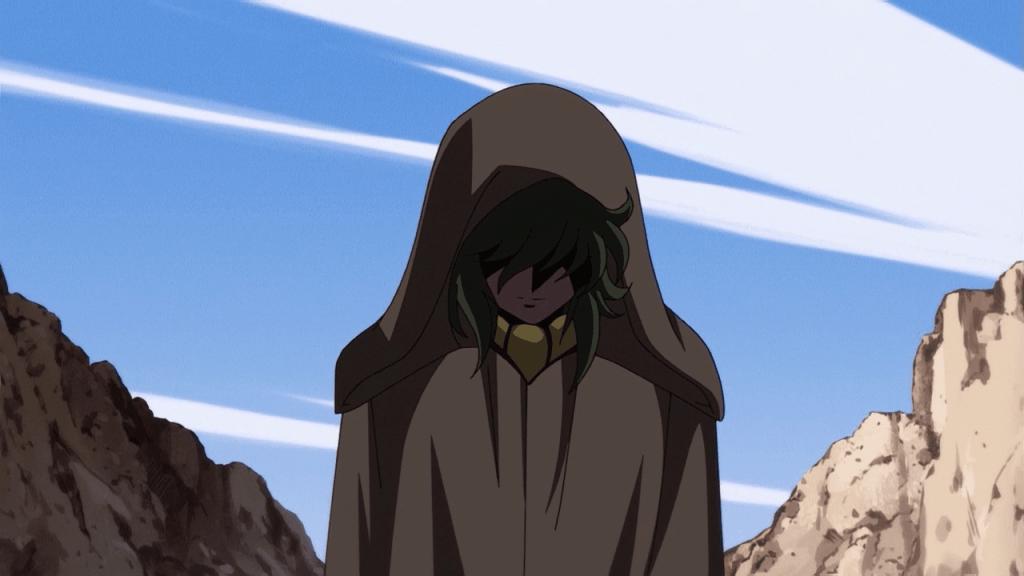 Saint Seiya Omega - Andoromeda no Shun