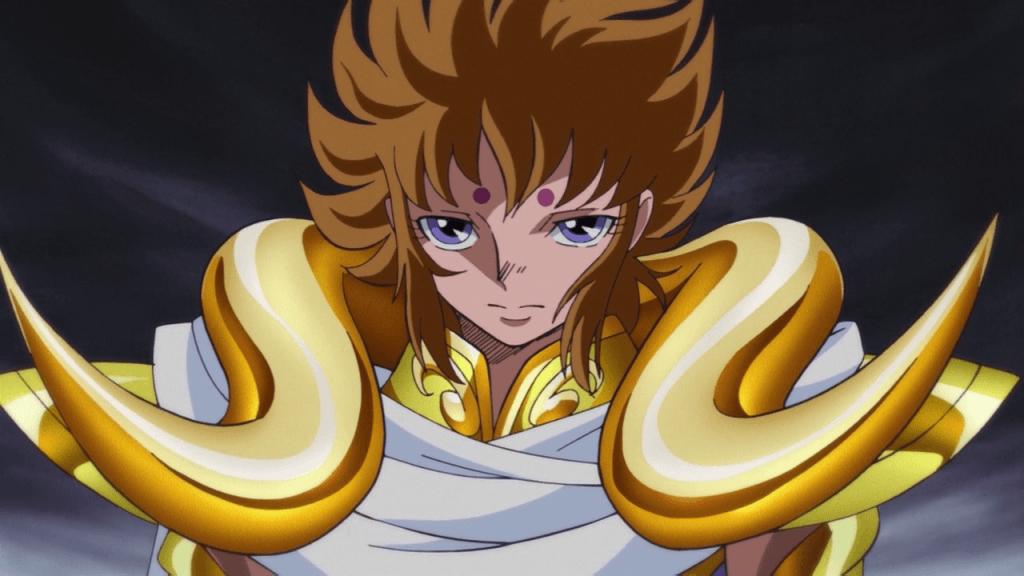 Saint Seiya Omega Arc 2 - Ariesu no Kiki