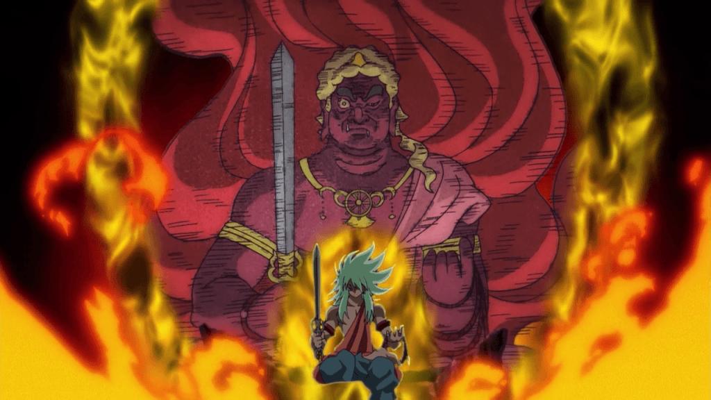 Saint Seiya Omega Arc 2 - Barugo no Fudo