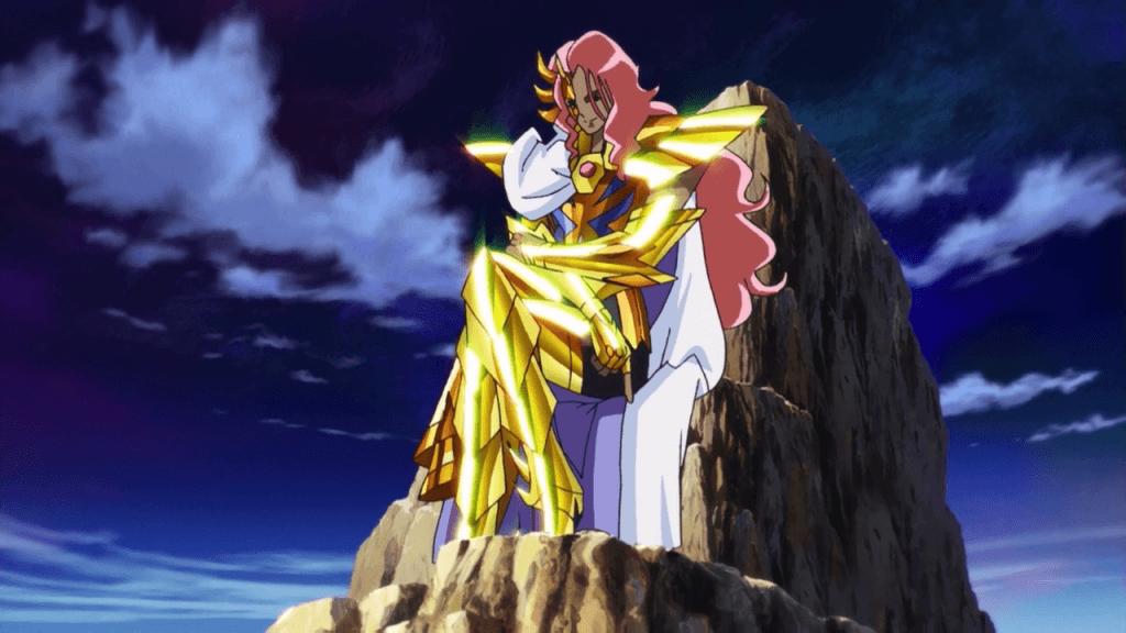 Saint Seiya Omega Arc 2 - Kyansa no Schiller