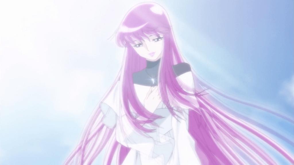 Saint Seiya Omega Arc 2 - Saori Kido