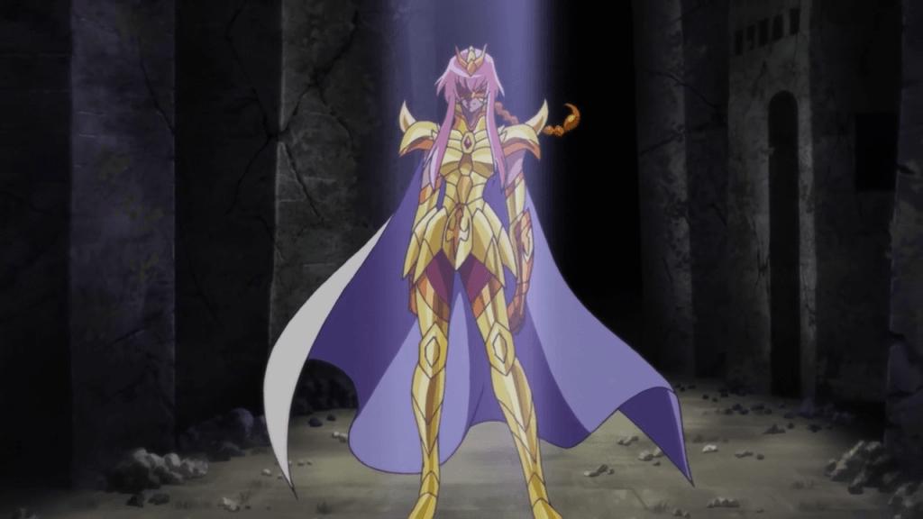 Saint Seiya Omega Arc 2 - Sukopion no Sonia