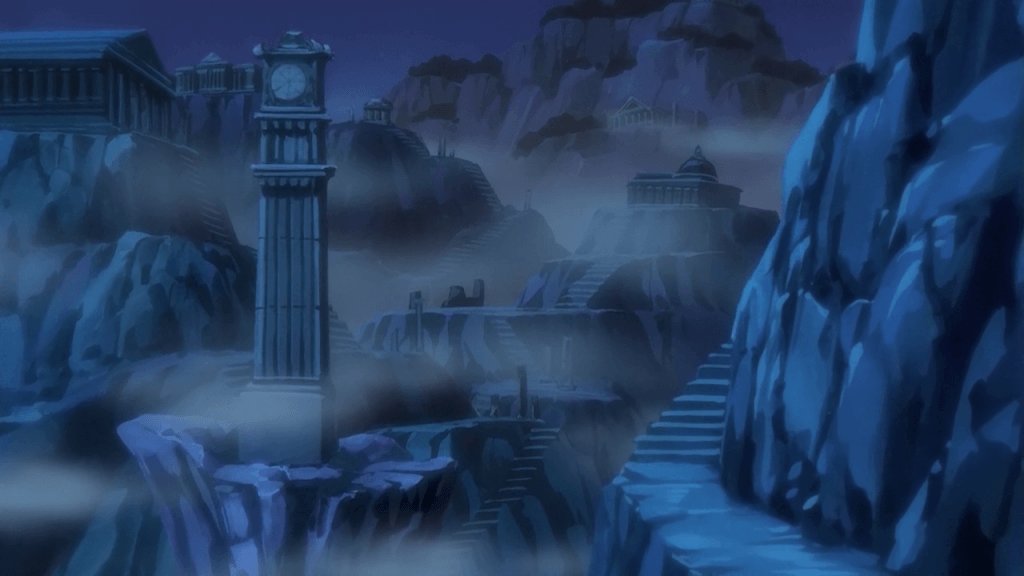 Saint Seiya Omega - Les douze maisons du zodiaque