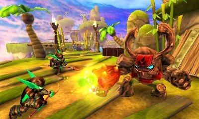 Skylanders Giants_3DS_Tree REx