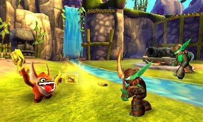 Skylanders Giants_3DS_Trigger Happy
