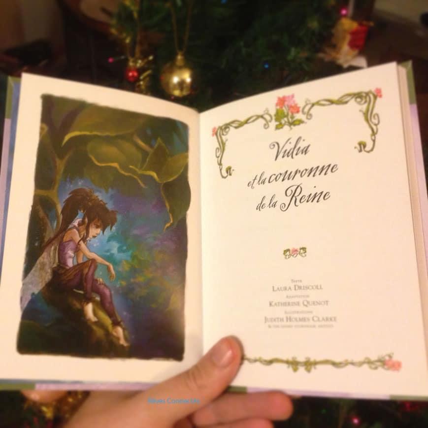 Léopoldine vous présente sa première collection de livres et de figurines : Disney Fairies / Les Fées. Découvrez les récits qui ont inspiré les films. 11