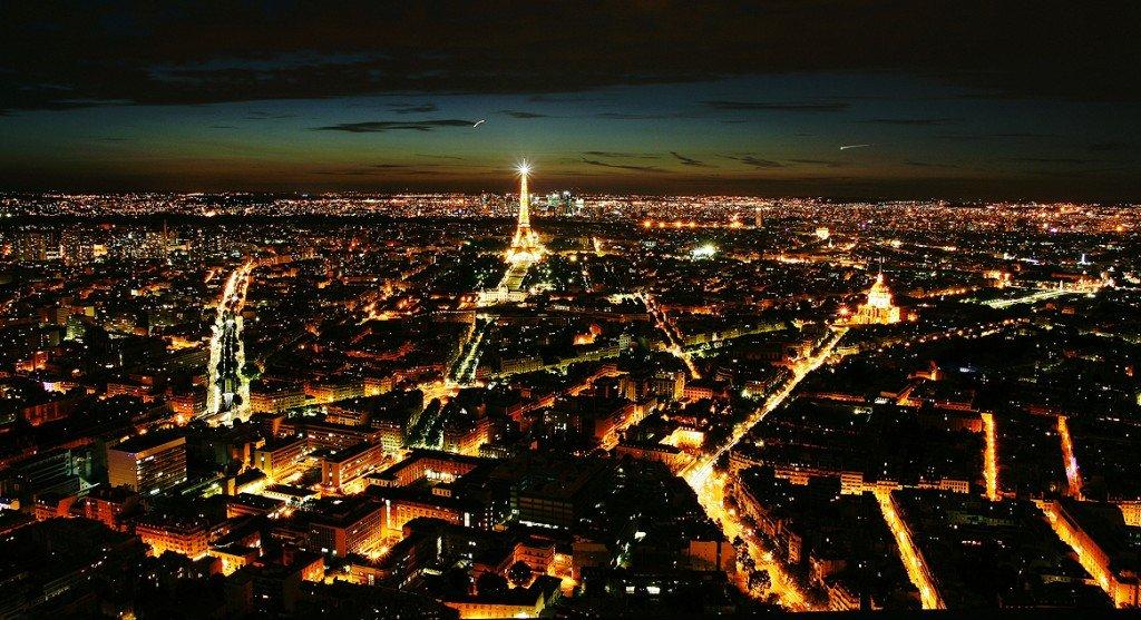 Parisbynight Montparnasse