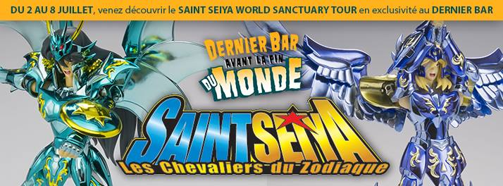 Saint Seiya World Sanctuary Tour