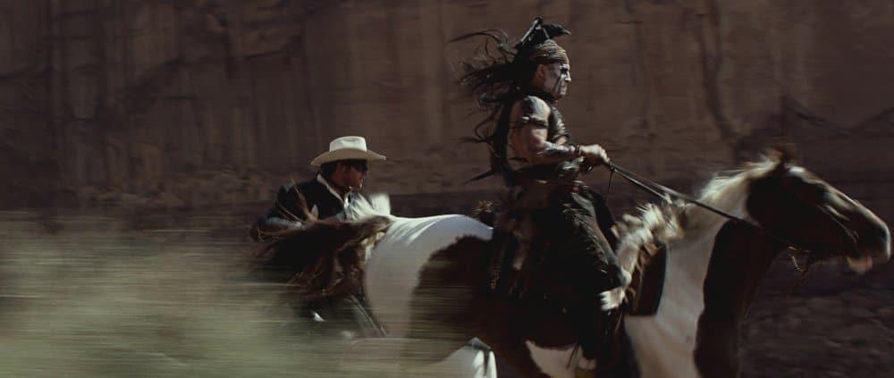 Lone Ranger - Cavalcade