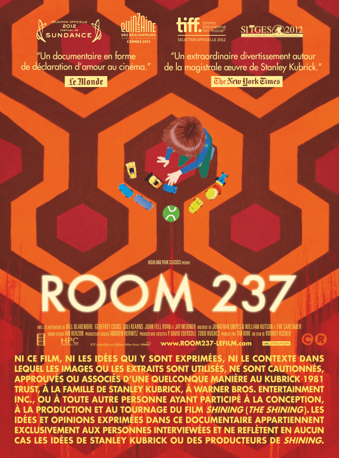 Room 237 - Affiche