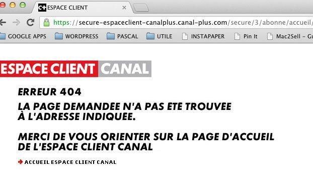 Le jour o j 39 ai souhait voir un film sur canalplay vod - Canalsat espace client ...