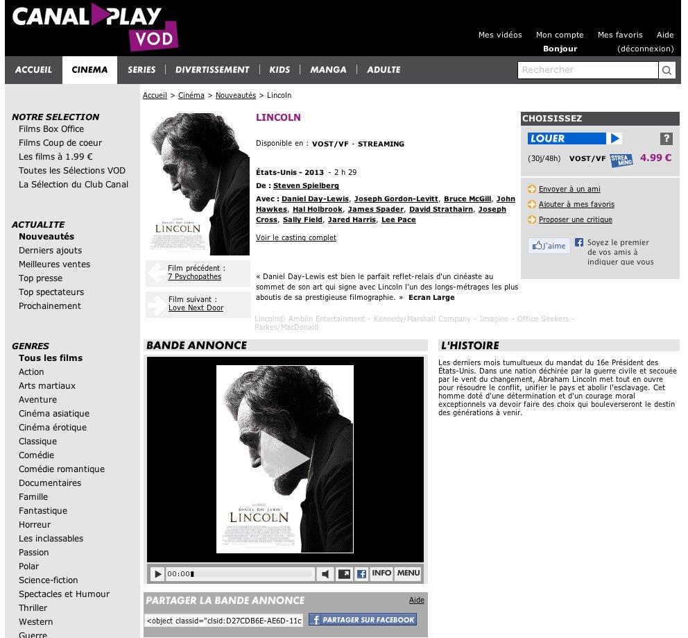 CanalPlayVOD-Fiche-Lincoln
