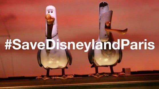 Save Disneyland Paris