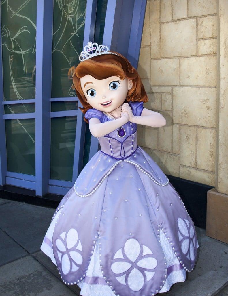 Sofia Disney Parks