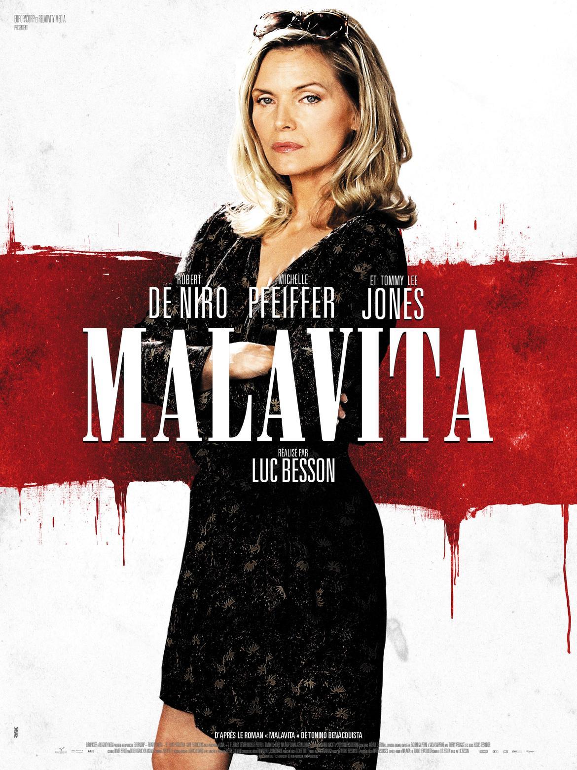 Découvrez la bande annonce de Malavita, le prochain film de Luc Besson avec Robert de Niro et Michelle Pfeiffer 3
