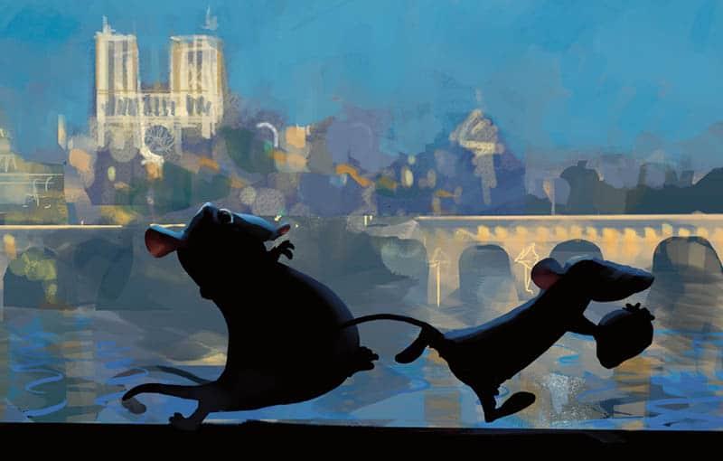 Art Ludique Le Musee Ratatouille