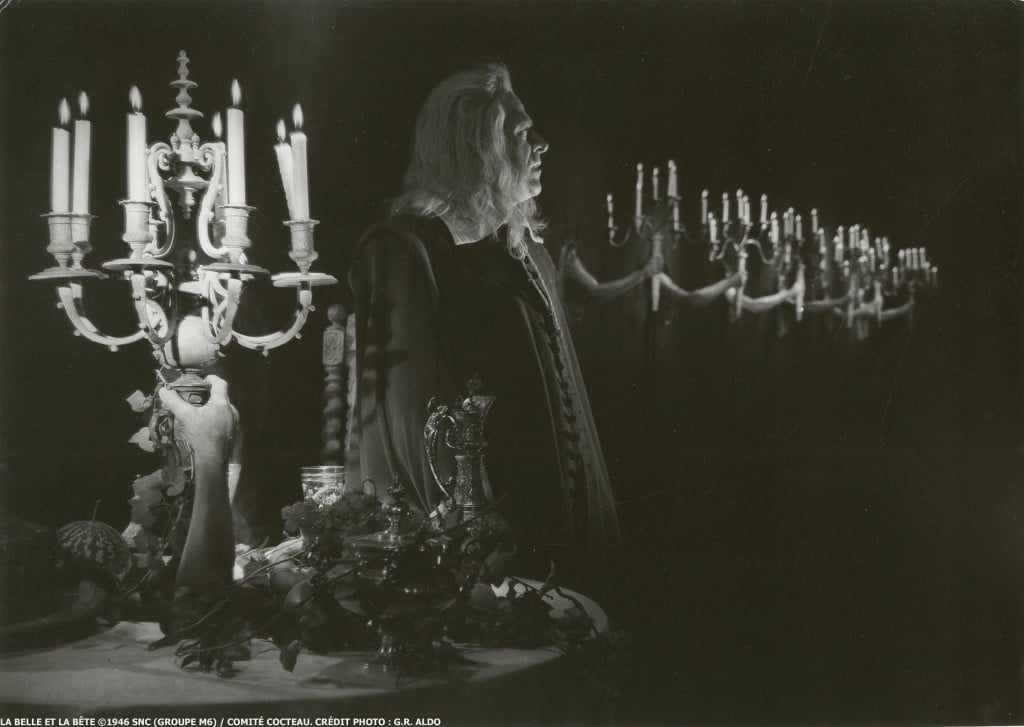 La Belle et la Bete Jean Cocteau 4