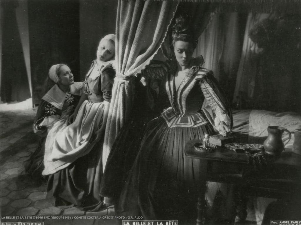 La Belle et la Bete Jean Cocteau 6