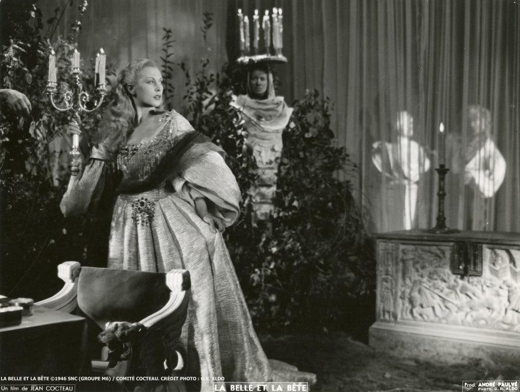 La Belle et la Bete Jean Cocteau 7
