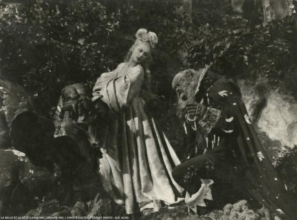 La Belle et la Bete Jean Cocteau 9