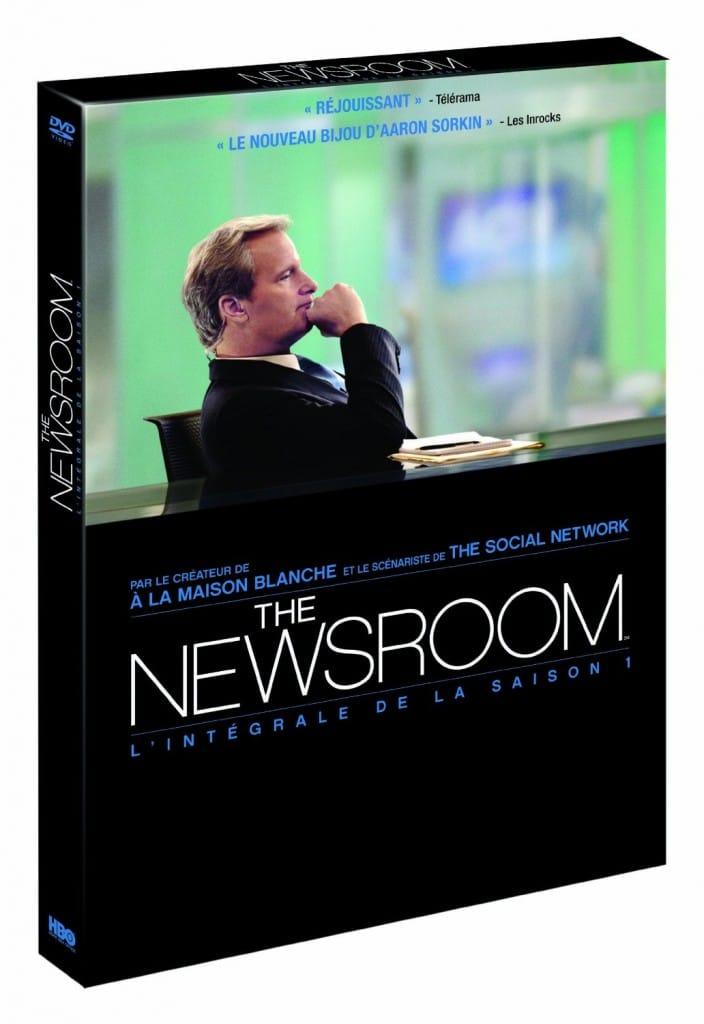 Coffret DVD The Newsroom
