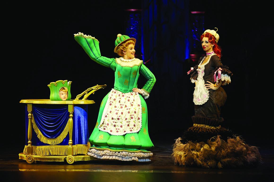11 - Mme Samovar Plumette Photo Brinkhoff Migenburg Disney