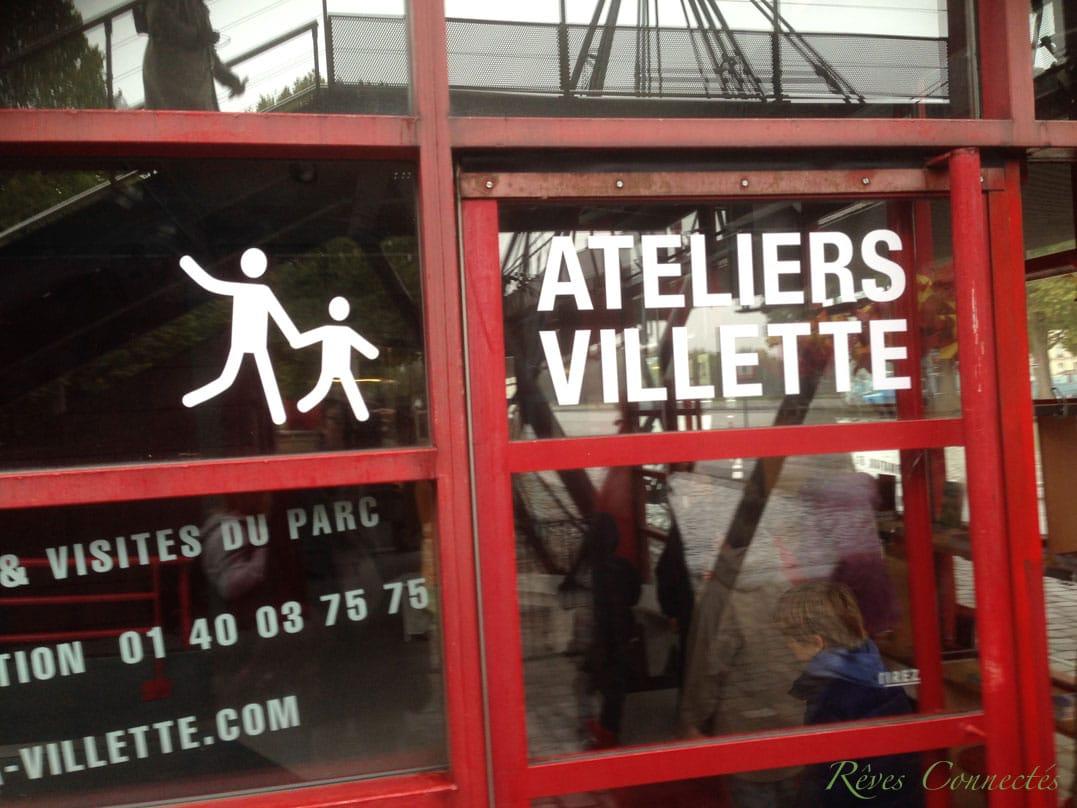 Ateliers Villette Tous des heros