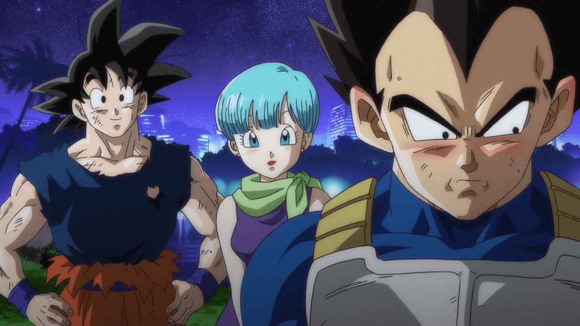 Dragon Ball Z - Battle of Gods 20