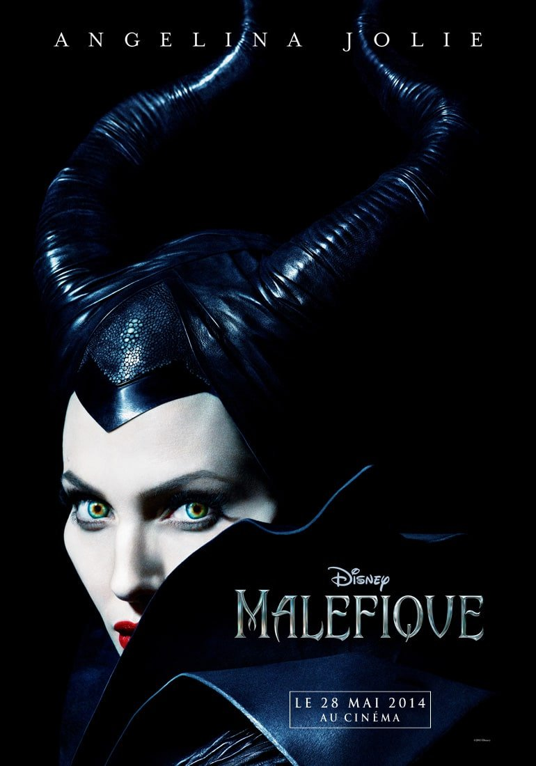Maleficent - Affiche Teaser