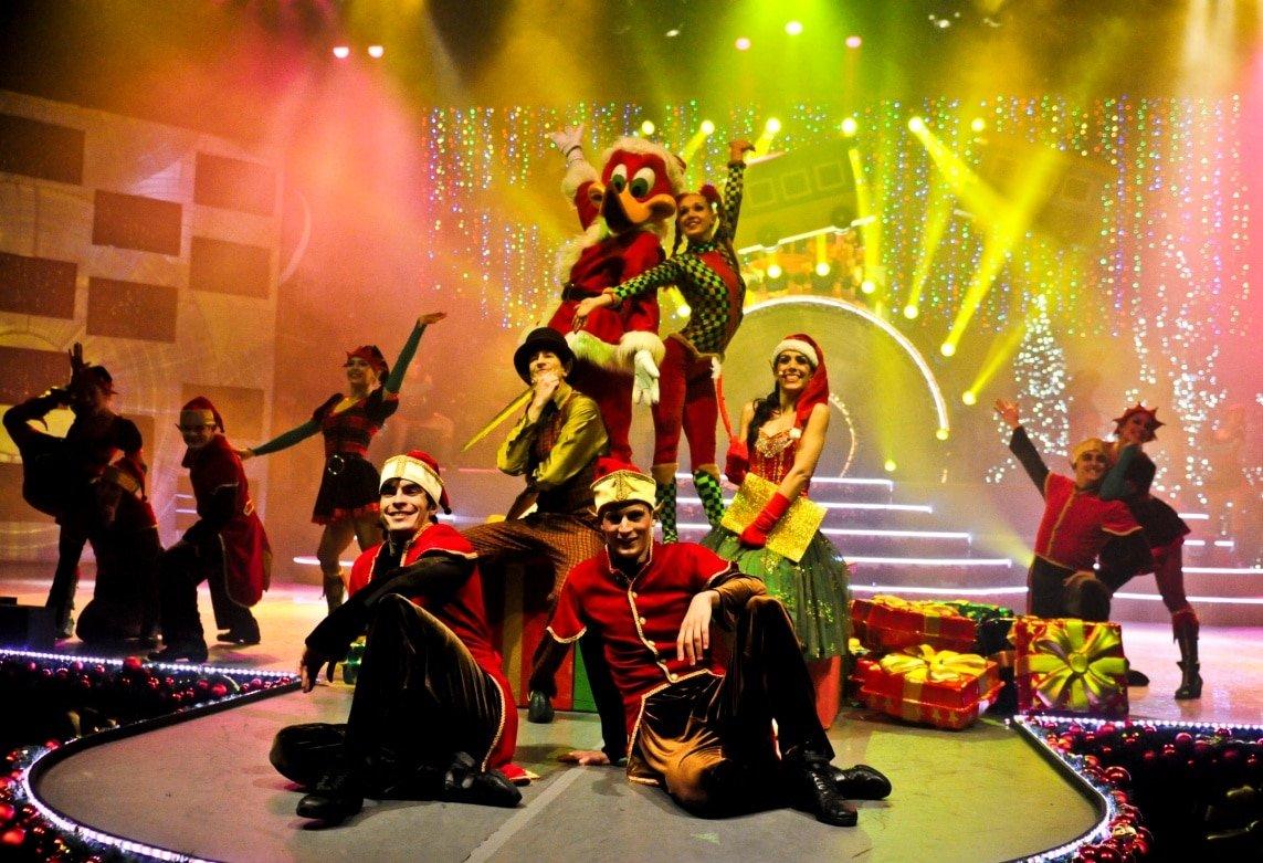 Port Aventura Show Noel