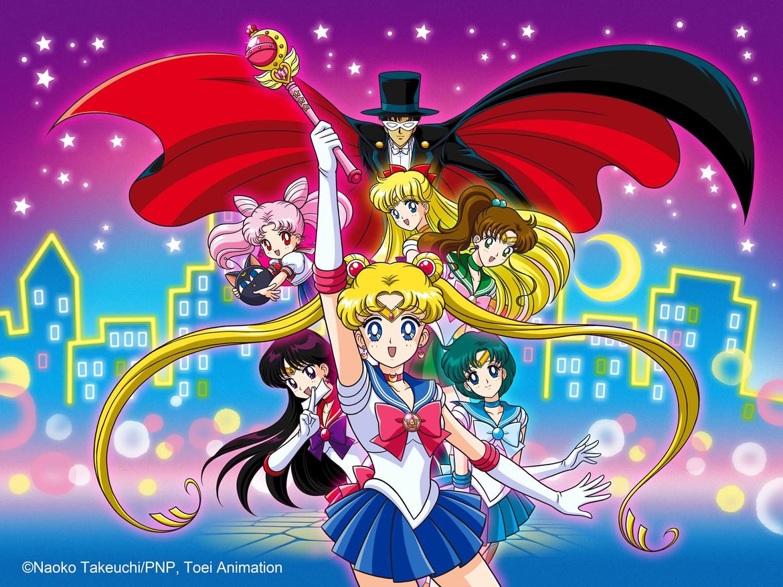 Sailor Moon R et S chez KAZE