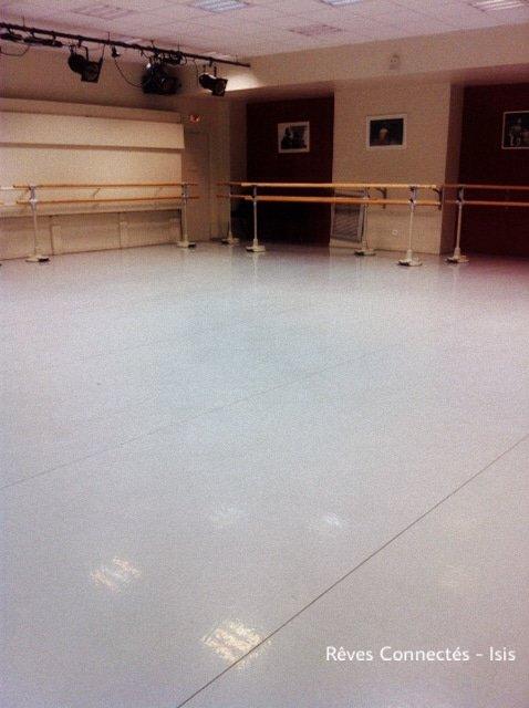 Ecole du spectacle Espace Lauriston 2