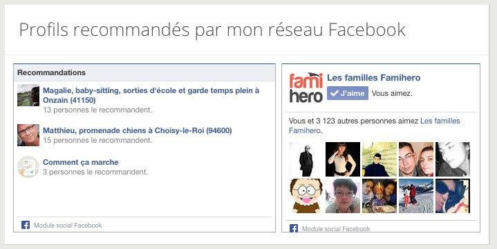 famihero-profils-recommandes-par-mon-reseau-facebook