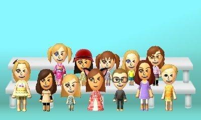 Tomodachi Life. Bilan contrasté pour un jeu qui aurait pu succéder à Animal Crossing pour finalement ressembler à un mini-jeu Streetpass. 3
