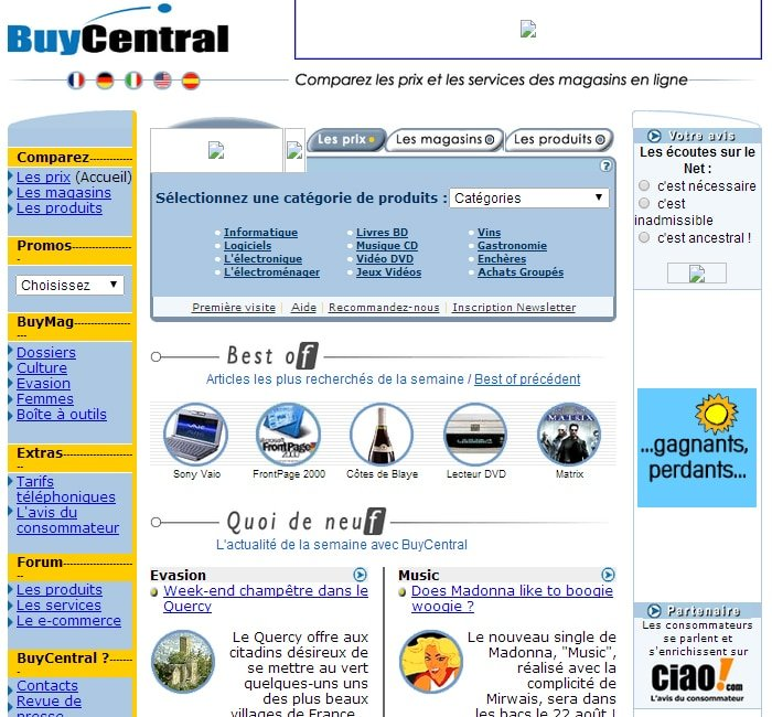 BuyCentral