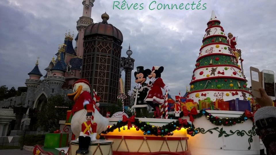 Noel 2014 Disneyland Paris Reine des Neiges Merida Rebelle_20141111_057