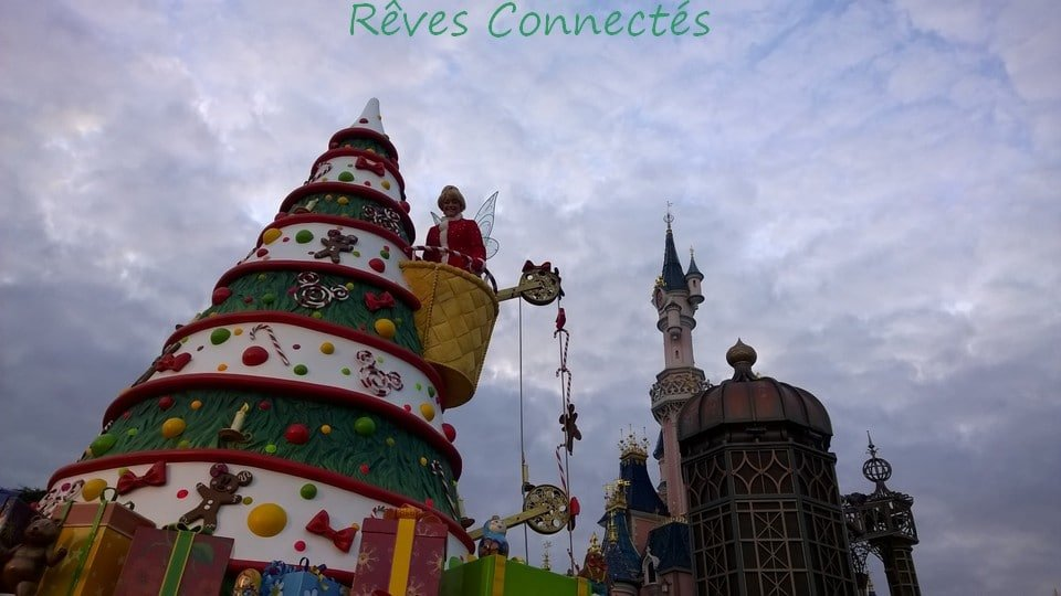 Noel 2014 Disneyland Paris Reine des Neiges Merida Rebelle_20141111_066