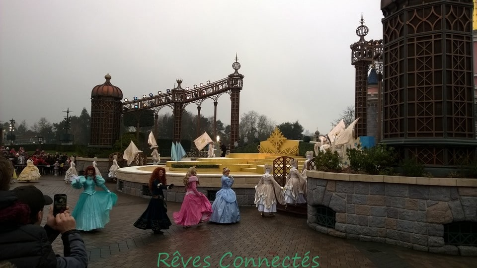 Noel 2014 Disneyland Paris Reine des Neiges Merida Rebelle_20150102_030