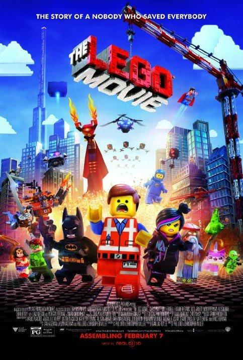 La Grande Aventure Lego 13