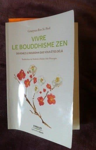 Vivre le bouddhisme zen Eyrolles