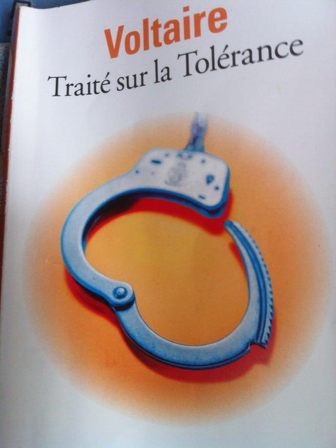 Voltaire Traite sur la Tolerance