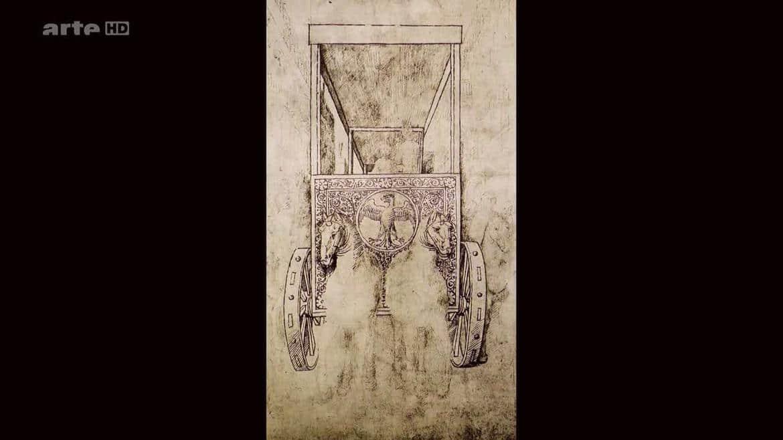 Le Char du Triomphe et le Char du Tarot Actuel