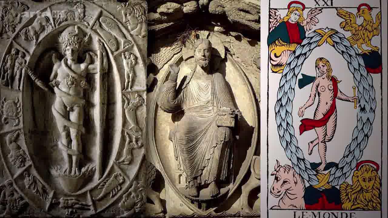 Marsile Ficin cherche à opérer la synthèse du Christianisme, de la Théologie de l'Antiquité et de l'Astrologie