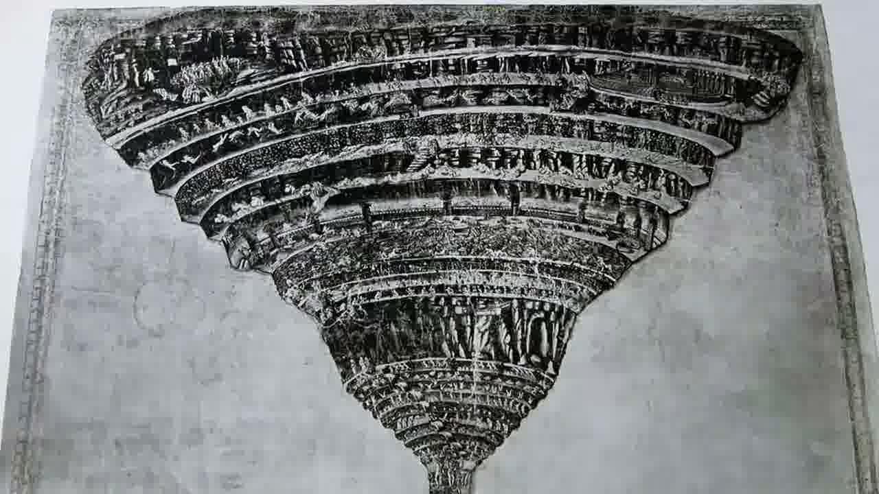 Voyage Initiatique de Dante